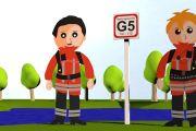 Rettungspunkte für Grünstedt geben SpaziergängerInnen mehr Sicherheit