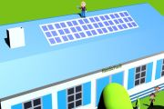 Realschule nutzt umweltfreundliche Solarenergie!